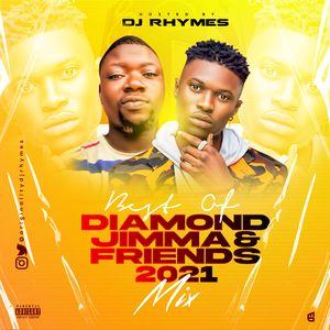 DJ RHYMES – Best Of Diamond Jimma & Friends (Jimma Sun 2021 Mix)