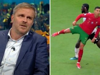 Cristiano Ronaldo branded 'a fool' by Didi Hamann for trying to humiliate Chelsea star