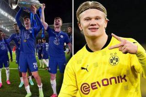Chelsea offer Germany international in player-plus-cash deal for Erling Haaland