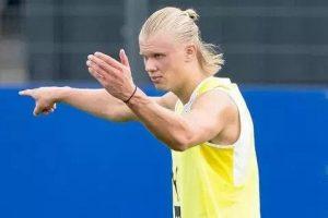 Chelsea transfer target Erling Haaland 'tells friends his decision' as Blues seek deal
