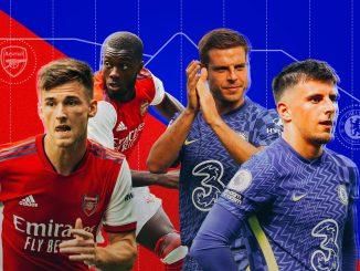 LIVE STREAM: Arsenal vs Chelsea [Watch Now] Premier League 2021/2022