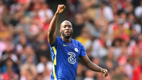 Romelu Lukaku sends three-word message after what happened with Mason Mount in Chelsea training