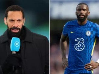 Rio Ferdinand names Chelsea star as the best centre-back in the Premier League