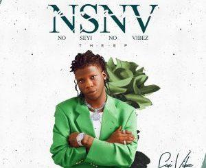 Seyi Vibez – NSNV EP