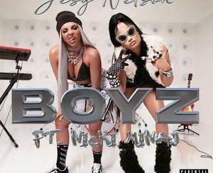 Jesy Nelson Ft. Nicki Minaj – Boyz Mp3